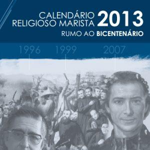 Calendário Religioso Marista 2013