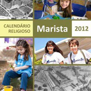 Calendário Religioso Marista 2012