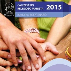 Calendário Religioso Marista 2015