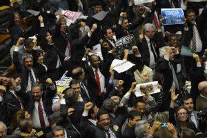 Plenário da Câmara rejeita PEC que reduz maioridade penal para crimes hediondos (Fabio Rodrigues Pozzebom/Agência Brasil)