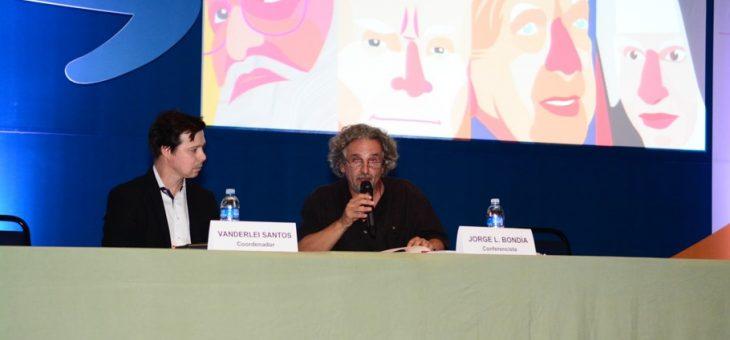Larrosa trouxe na apresentação a crença em uma educação mais lúdica, menos padronizada e mais subjetiva. Foto: School Picture