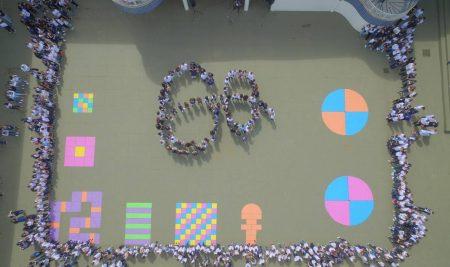 Colégio Marista São Francisco celebra 60 anos de fundação em março