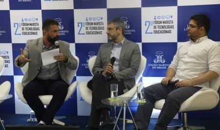 Brasil Marista participa do 2º Fórum Marista de Tecnologias Educacionais
