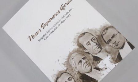 """Lançamento do livro """"Nossos Superiores Gerais"""""""
