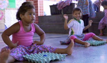 No mês das crianças, Canal Futura exibe produções sobre educação e infância