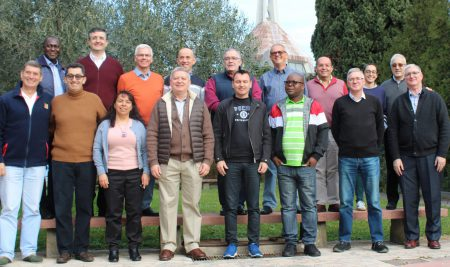 Representantes da Região América Sul integram a Comissão Internacional de Missões Maristas