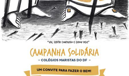 Campanha Solidária Colégios Maristas do DF