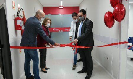 Inauguração do Novo Centro de Diagnóstico do HUC