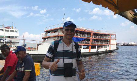 Irmão João Gutemberg é o novo secretário executivo da Rede Eclesial Pan-Amazônica