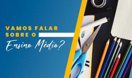 BRASIL MARISTA LANÇA PESQUISA: VAMOS FALAR SOBRE ENSINO MÉDIO?