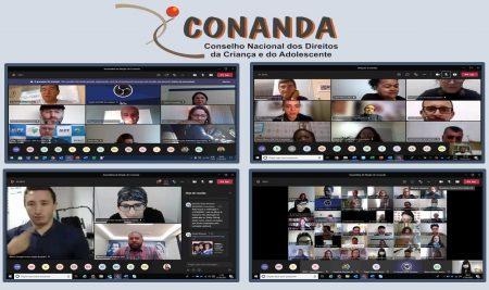 Centro-Norte garante espaço de representação no Conanda